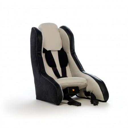 Volvo presenta un prototipo de sillita de seguridad para niños