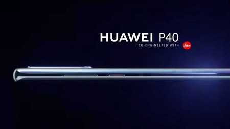 Huawei P40 Filtracion
