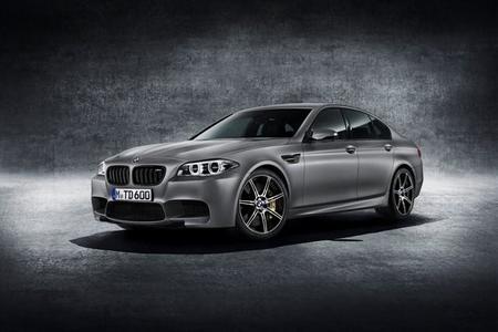 El BMW más potente de la historia para festejar los 30 años del M5