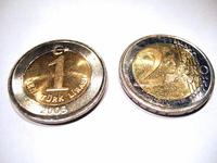 Cuidado con la moneda de 1 lire turco