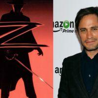 Gael García Bernal es el nuevo Zorro