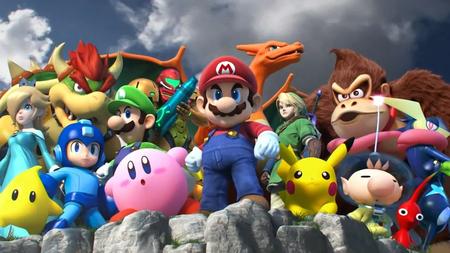 ¡Super Smash Bros. está de camino para Nintendo Switch y llegará este mismo año!