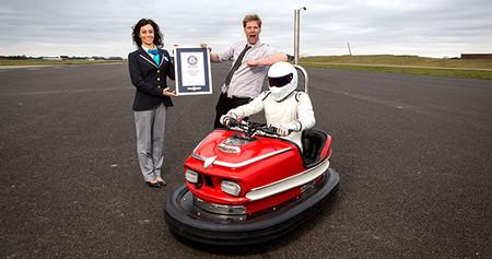 Fastest Bumper Car Certificate Presentation Tcm25 467456