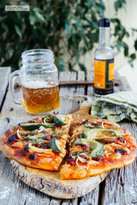 Cómo hacer la tradicional pizza mexicana, un arroz frito con chorizo y tocino y mucho más en Directo al paladar México