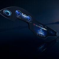 Hyperscreen: una pantalla de más de un metro para el conductor y pasajero será el centro de mando del próximo auto eléctrico de Mercedes-Benz