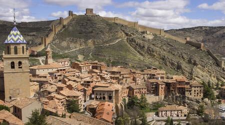 Tras recrear el pueblo español de Albarracín en VR, miles de japoneses están flipando con lo mucho que se parece a un mapa de Dark Souls