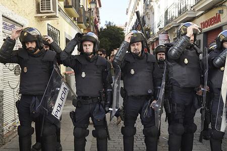 Antidisturbios Serie De Television De Rodrigo Sorogoyenmovistar