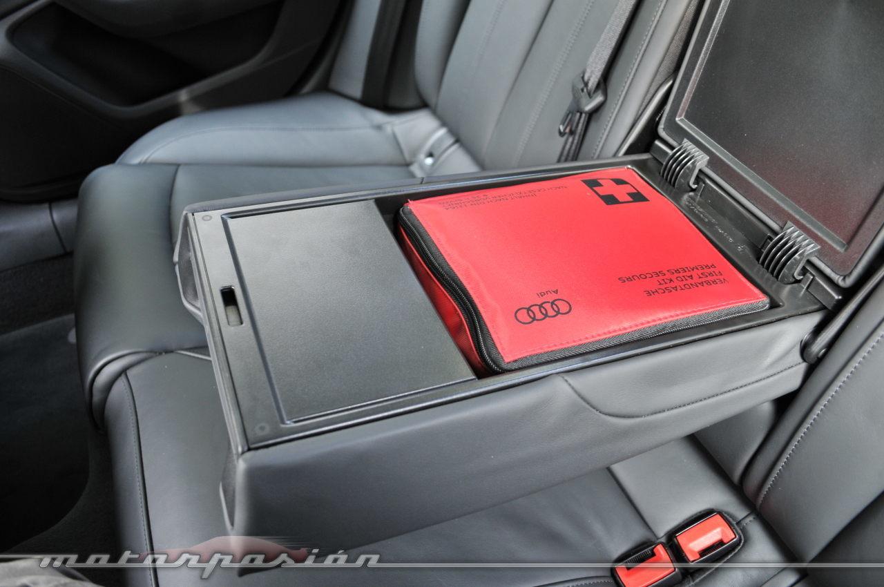 Foto de Audi A6 hybrid (prueba) (75/120)