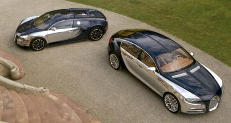 Bugatti podría fabricar un sedán... Y un SUV... Y un eléctrico... ¡Ah! Y otro deportivo