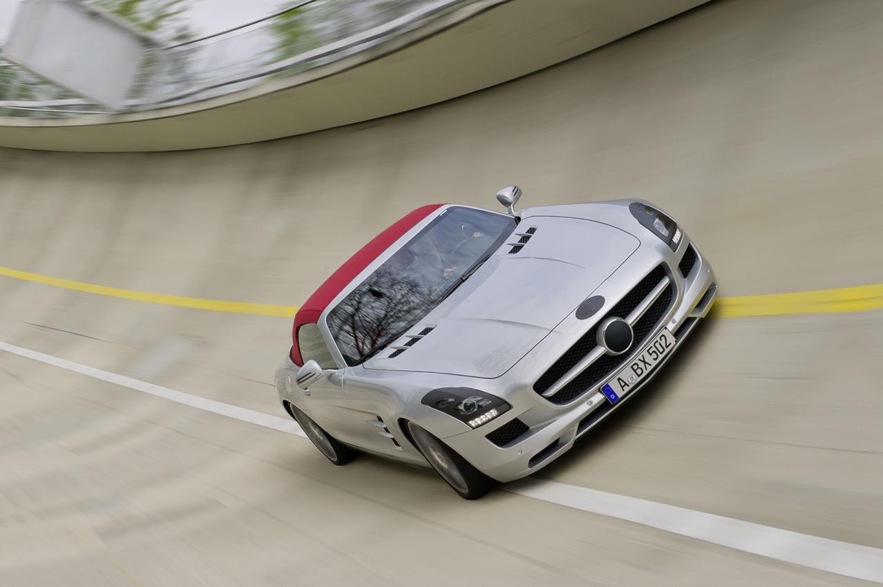 Foto de Mercedes-Benz SLS AMG Roadster (1/6)