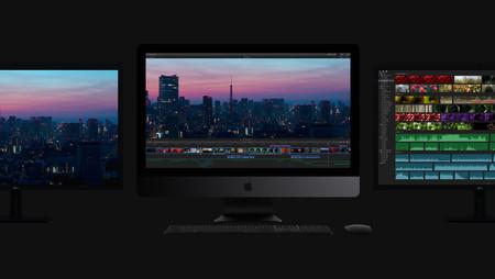 Solo los usuarios del iMac Pro podrán comprar los periféricos en color 'Space Gray'