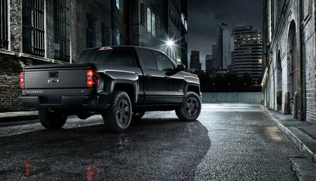 Chevrolet Silverado Midnight Edition