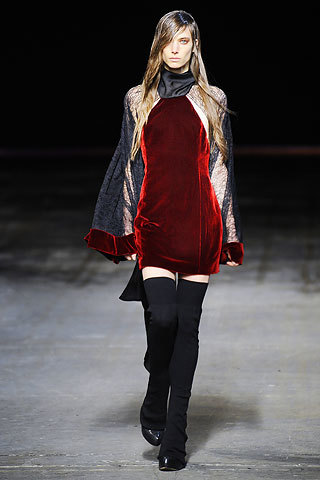 Foto de Alexander Wang, Otoño-Invierno 2010/2011 en la Semana de la Moda de Nueva York (17/20)