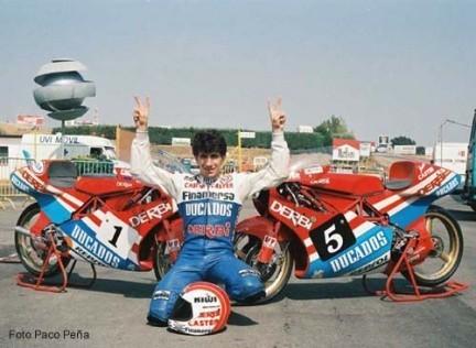 Derbi y sus victorias en GP