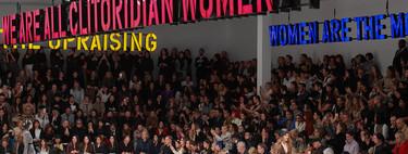 Dior apuesta por el feminismo y la sostenibilidad en su desfile Otoño-Invierno 2020/2021