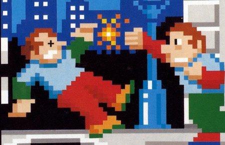 'Urban Champion' camino a la sección 3D Classic de 3DS