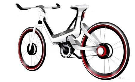 Ford E-Bike, concepto de bicicleta eléctrica avanzada