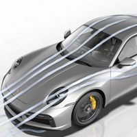 El Porsche 911 dominando el viento, en vídeo: así funciona la aerodinámica del 911 Turbo más potente de la historia