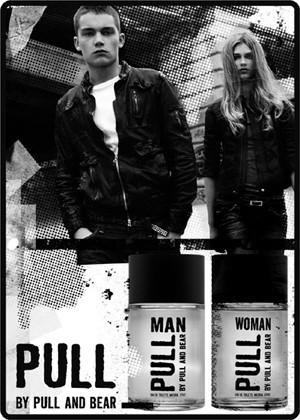PULL: la nueva fragancia de Pull&Bear