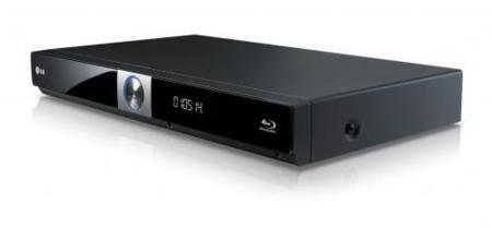 Reproductores Blu-Ray y cine en casa de LG con conexión a Internet