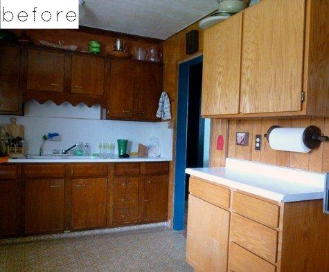 Antes y despu s una cocina vintage for Decoesfera cocinas