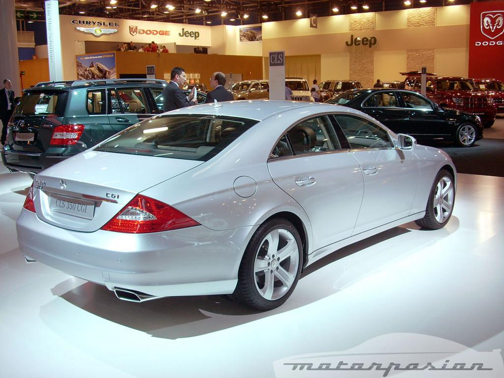 Foto de Mercedes-Benz en el Salón de Madrid (20/40)