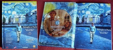 Edición Fnac en bluray de Midnight in Paris