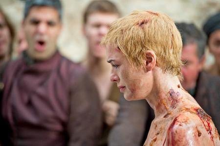 Cersei paseo vergüenza