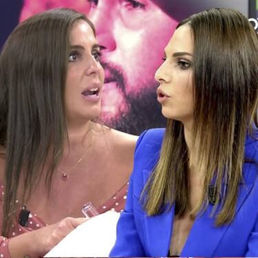 Irene Rosales entra por teléfono en 'Sálvame' muy cabreada con Anabel Pantoja por este episodio de la adicción a las drogas de Kiko