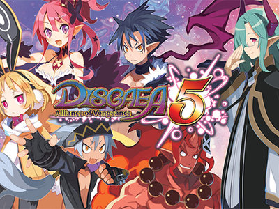 Disgaea 5 Complete Limited Edition llegará también a la Nintendo Switch