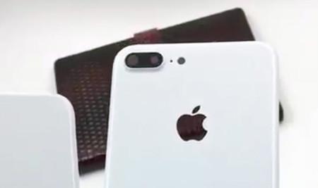 Asoma un presunto iPhone 7 'jet white' y se desata la locura en la red