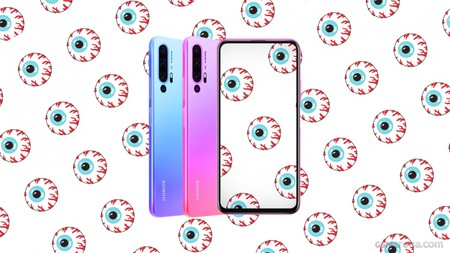 Honor 20 Diseno Frontal