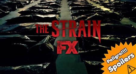 'The Strain' se luce con un piloto muy prometedor