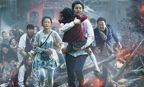 'Train to Busan', salvaje entretenimiento