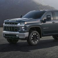 Bruta e imponente: así es la 2020 Chevrolet Silverado HD o 'Heavy Duty', mula de carga de la familia