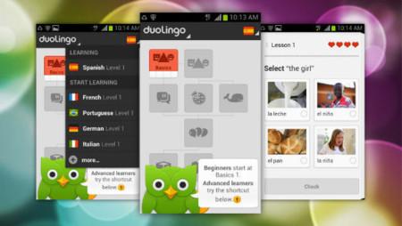 Duolingo, una buena forma de aprender idiomas, ya en Android además de iOS
