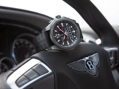Bentley y Breitling enseñan a compañías de tecnología cómo hacer un smartwatch