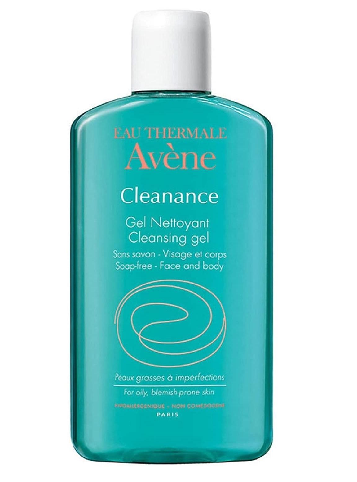 Limpiador para pieles grasas con imperfecciones Cleanance de Avène