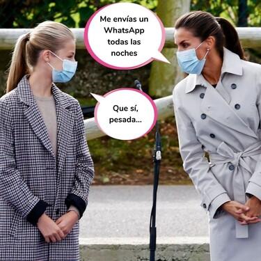 ¡Hasta luegui, mis súbditos! El motivo por el que la Princesa Leonor abandona España