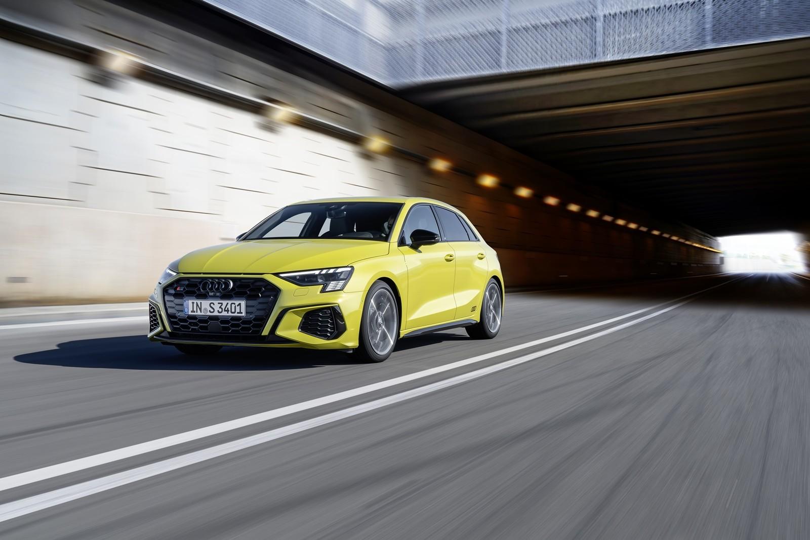 Foto de Audi S3 2020 (29/54)
