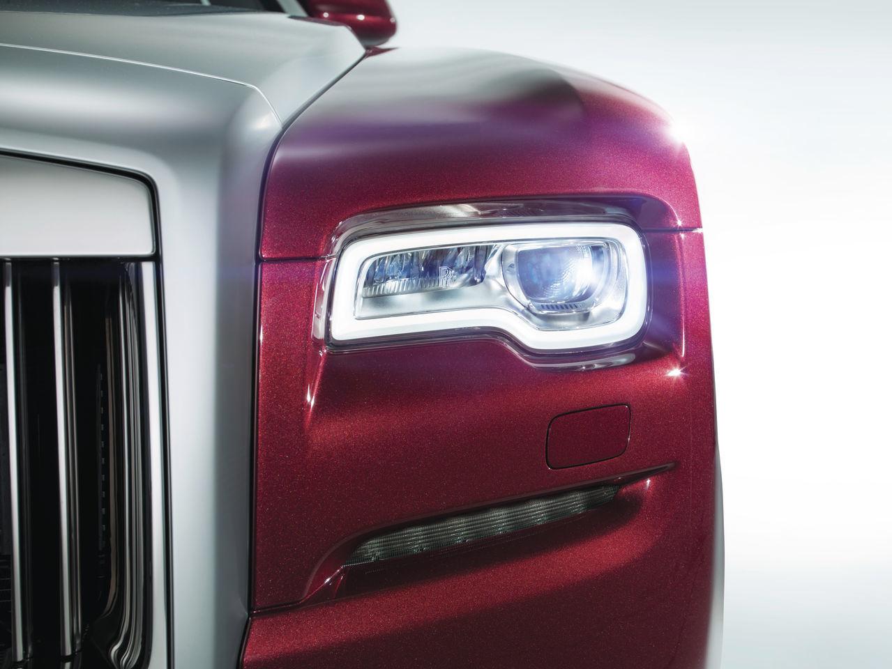 Foto de Rolls-Royce Ghost Series II (8/19)
