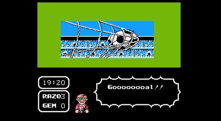 Gol tecmo Cup