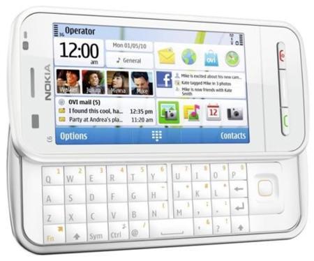 Nokia C6, ¿verdadero o falso?