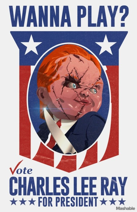 Horror Pres Posters Chucky