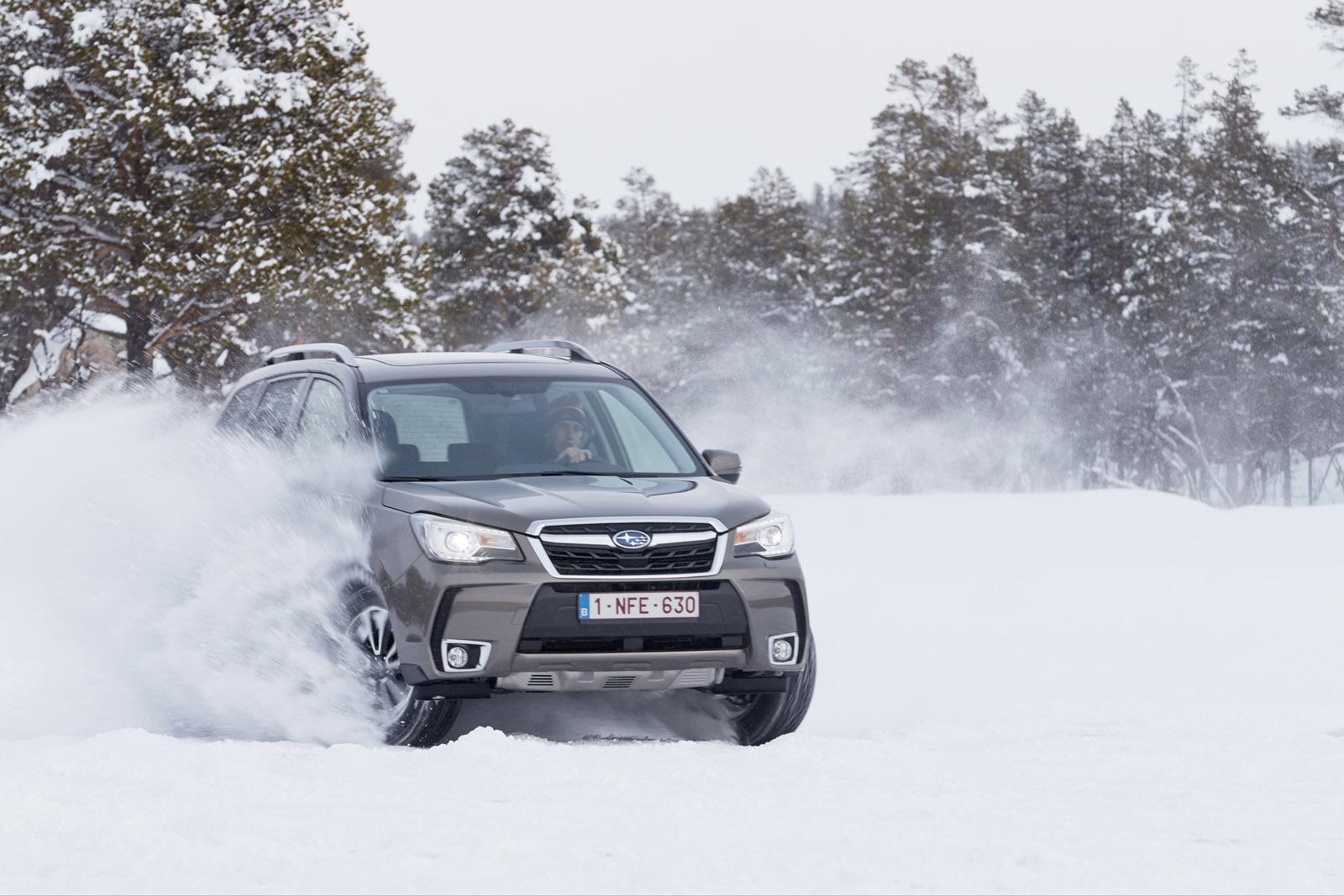 Foto de Subaru Snow Drive 2016 (26/137)