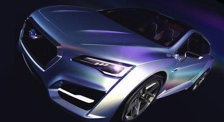 Subaru presentará un prototipo híbrido en el Salón de Tokio