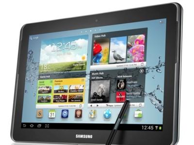 Jelly Bean llega, filtración mediante, al Samsung Galaxy Tab 2 y Samsung Galaxy Note 10.1