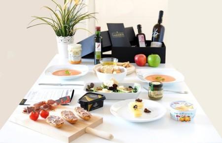 Disfruta los sabores de cada provincia de España desde casa con GoodelitBOX
