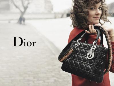Así es la nueva campaña del bolso más famoso de Dior que vuelve a contar con la actriz Marion Cotillard