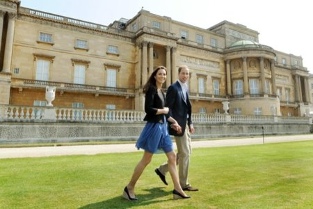 Streetstyle Catherine Middleton y Príncipe Guillermo